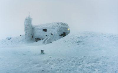 Zimowy wypad na Śnieżkę